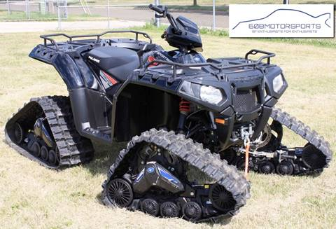 2015 Polaris Sportsman for sale at 608 Motorsports - Sold Inventory in Sun Prairie WI