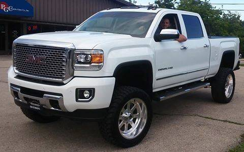 2015 GMC Sierra 2500HD for sale at 608 Motorsports - Sold Inventory in Sun Prairie WI