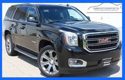 2015 GMC Yukon for sale at 608 Motorsports - Sold Inventory in Sun Prairie WI