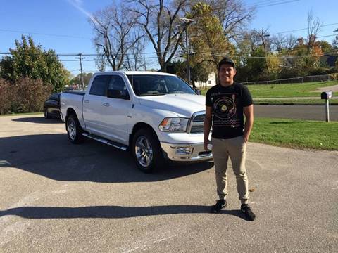 2012 RAM Ram Pickup 1500 for sale at 608 Motorsports - Sold Inventory in Sun Prairie WI