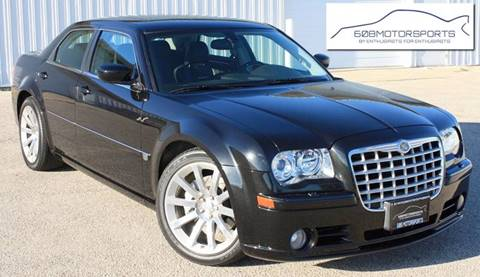 2007 Chrysler 300 for sale at 608 Motorsports - Sold Inventory in Sun Prairie WI