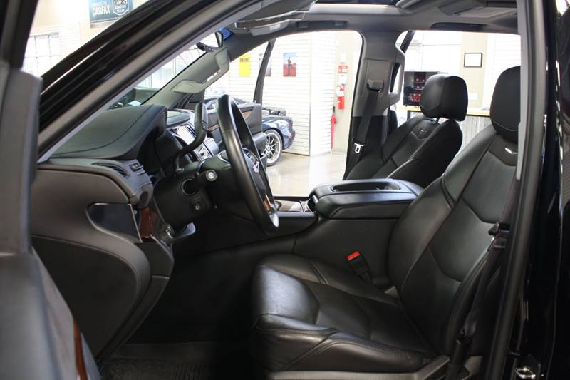 2015 Cadillac Escalade for sale at 608 Motorsports in Madison WI