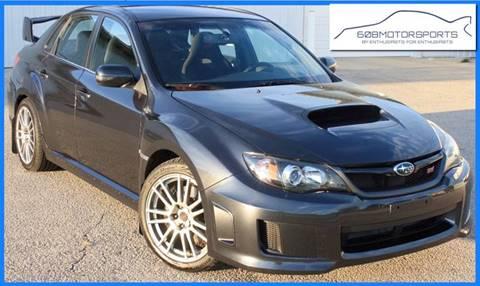 2011 Subaru Impreza for sale at 608 Motorsports - Sold Inventory in Sun Prairie WI