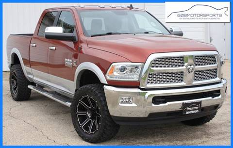 2014 RAM Ram Pickup 2500 for sale at 608 Motorsports - Sold Inventory in Sun Prairie WI