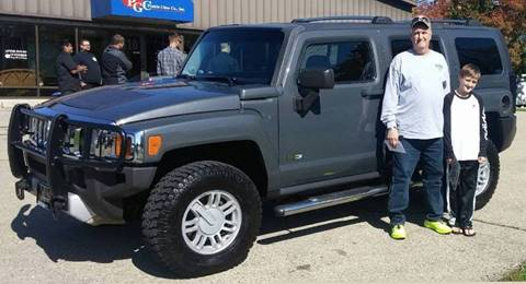 2008 HUMMER H3 for sale at 608 Motorsports - Sold Inventory in Sun Prairie WI