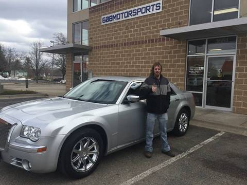 2005 Chrysler 300 for sale at 608 Motorsports - Sold Inventory in Sun Prairie WI
