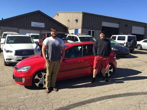 2011 Volkswagen GTI for sale at 608 Motorsports - Sold Inventory in Sun Prairie WI