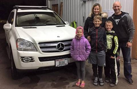 2009 Mercedes-Benz GL-Class for sale at 608 Motorsports - Sold Inventory in Sun Prairie WI