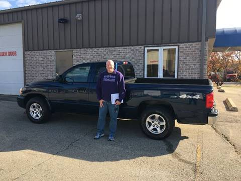 2006 Dodge Dakota for sale at 608 Motorsports - Sold Inventory in Sun Prairie WI
