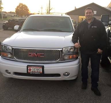 2006 GMC Yukon for sale at 608 Motorsports - Sold Inventory in Sun Prairie WI