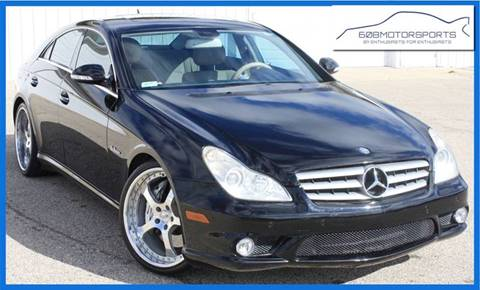2007 Mercedes-Benz CLS for sale at 608 Motorsports - Sold Inventory in Sun Prairie WI