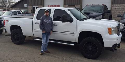 2011 GMC Sierra 2500HD for sale at 608 Motorsports - Sold Inventory in Sun Prairie WI