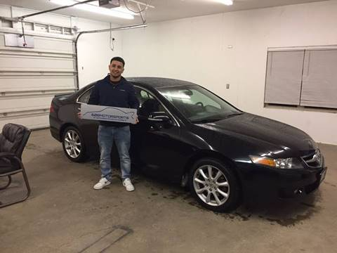 2006 Acura TSX for sale at 608 Motorsports - Sold Inventory in Sun Prairie WI