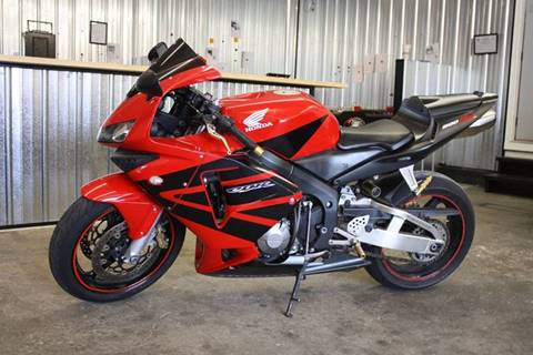 2004 Honda CBR600RR for sale at 608 Motorsports - Sold Inventory in Sun Prairie WI