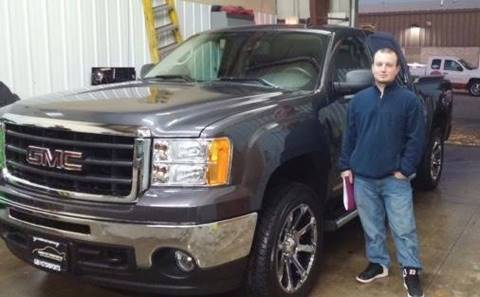 2010 GMC Sierra 1500 for sale at 608 Motorsports - Sold Inventory in Sun Prairie WI