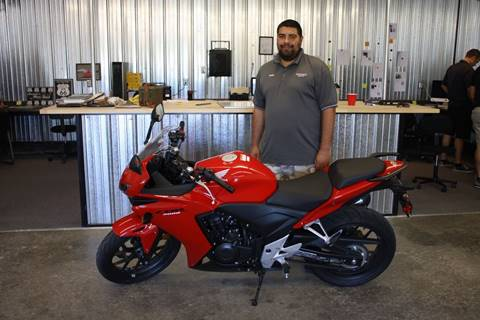 2013 Honda CNR500R for sale at 608 Motorsports - Sold Inventory in Sun Prairie WI
