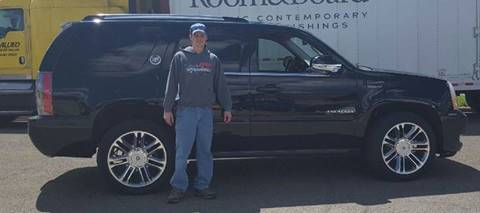 2012 Cadillac Escalade for sale at 608 Motorsports - Sold Inventory in Sun Prairie WI