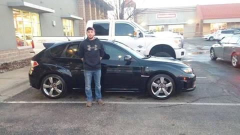 2008 Subaru Impreza for sale at 608 Motorsports - Sold Inventory in Sun Prairie WI