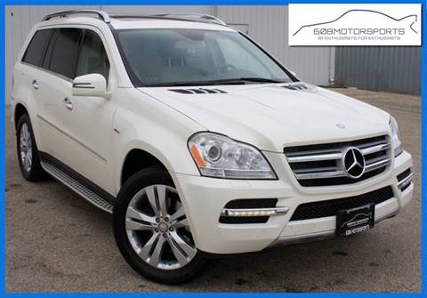 2011 Mercedes-Benz GL-Class for sale at 608 Motorsports - Sold Inventory in Sun Prairie WI