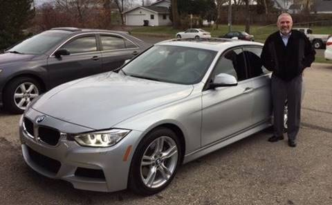 2013 BMW 3 Series for sale at 608 Motorsports - Sold Inventory in Sun Prairie WI