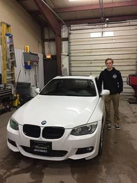 2011 BMW 3 Series for sale at 608 Motorsports - Sold Inventory in Sun Prairie WI