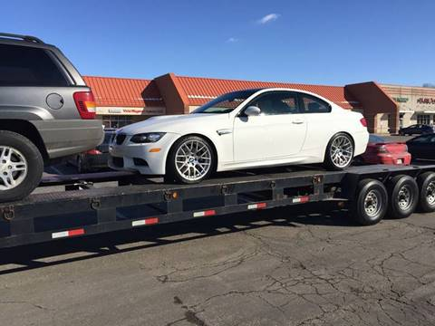 2011 BMW M3 for sale at 608 Motorsports - Sold Inventory in Sun Prairie WI