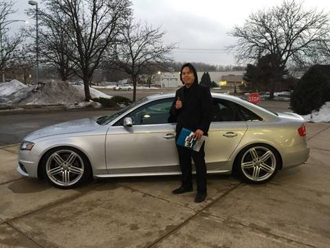 2010 Audi S4 for sale at 608 Motorsports - Sold Inventory in Sun Prairie WI