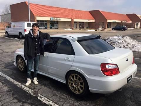 2007 Subaru Impreza for sale at 608 Motorsports - Sold Inventory in Sun Prairie WI