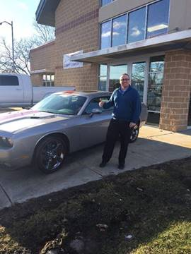 2013 Dodge Challenger for sale at 608 Motorsports - Sold Inventory in Sun Prairie WI