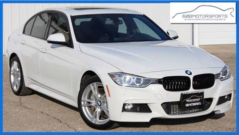 2015 BMW 3 Series for sale at 608 Motorsports - Sold Inventory in Sun Prairie WI