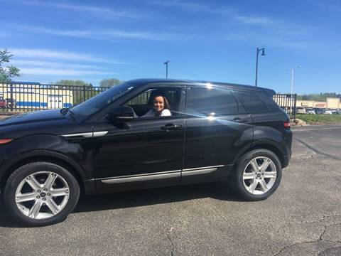 2013 Land Rover Range Rover Evoque for sale at 608 Motorsports - Sold Inventory in Sun Prairie WI