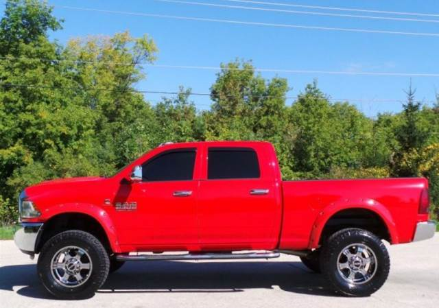 2013 RAM Ram Pickup 2500 for sale at 608 Motorsports - Sold Inventory in Sun Prairie WI