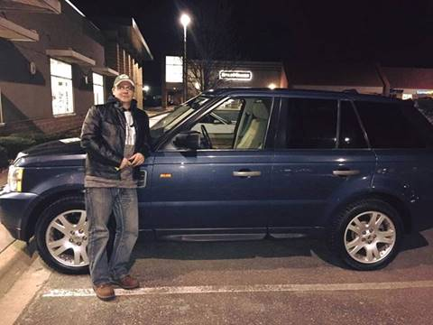 2006 Land Rover Range Rover Sport for sale at 608 Motorsports - Sold Inventory in Sun Prairie WI