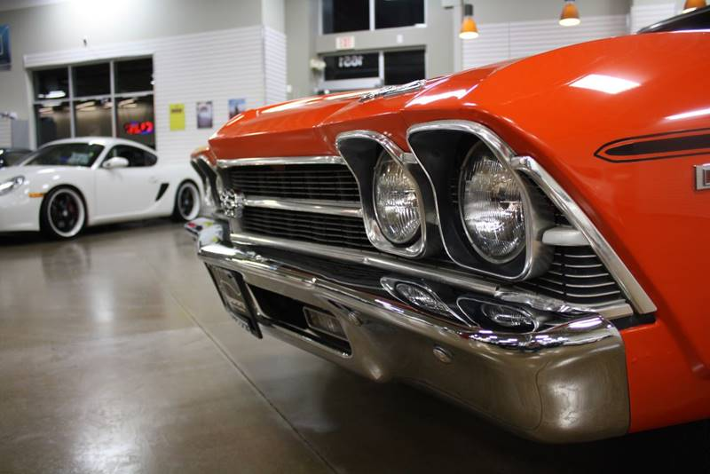 1969 Chevrolet Chevelle for sale at 608 Motorsports in Madison WI