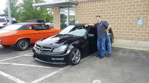 2012 Mercedes-Benz C-Class for sale at 608 Motorsports in Madison WI