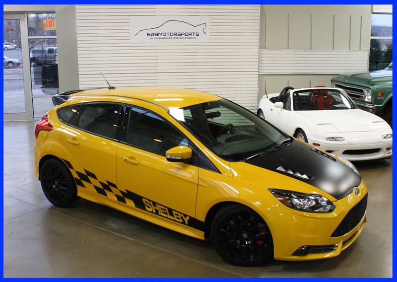 2013 Ford Focus for sale at 608 Motorsports in Madison WI