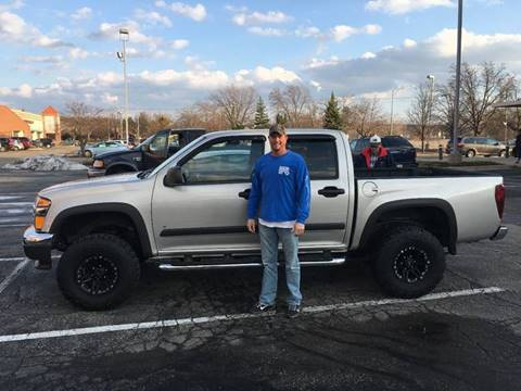 2006 Chevrolet Colorado for sale at 608 Motorsports - Sold Inventory in Sun Prairie WI