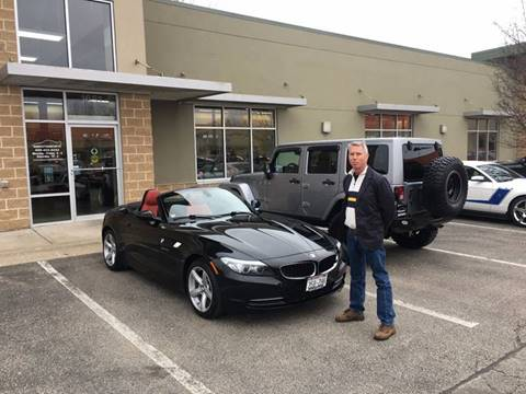 2009 BMW Z4 for sale at 608 Motorsports - Sold Inventory in Sun Prairie WI