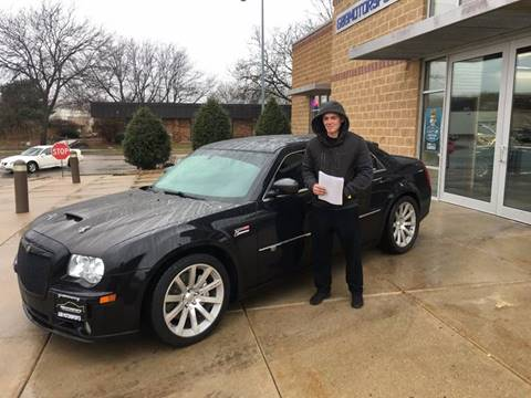 2008 Chrysler 300 for sale at 608 Motorsports - Sold Inventory in Sun Prairie WI