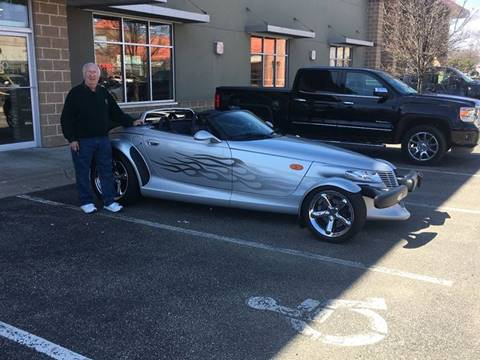 2001 Plymouth Prowler for sale at 608 Motorsports - Sold Inventory in Sun Prairie WI