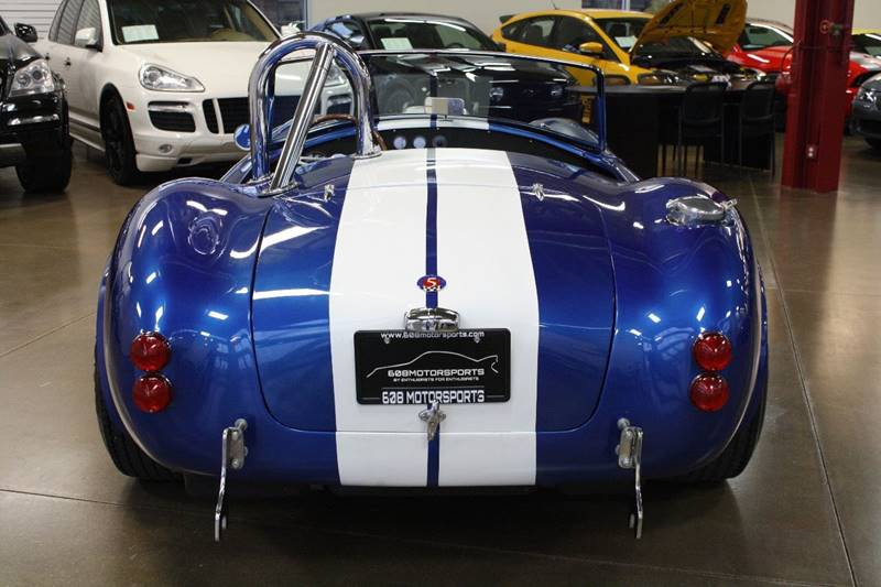 1965 Shelby Cobra for sale at 608 Motorsports in Madison WI
