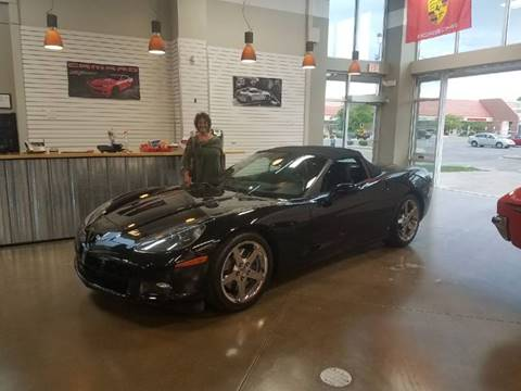 2007 Chevrolet Corvette for sale at 608 Motorsports - Sold Inventory in Sun Prairie WI