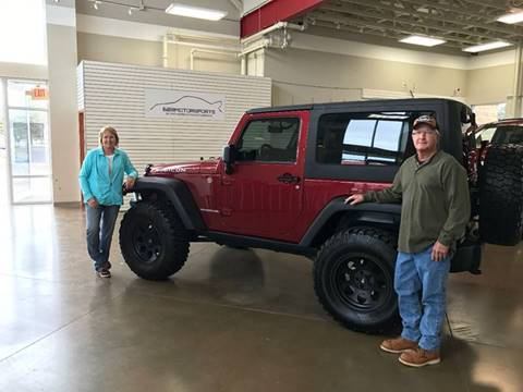 2012 Jeep Wrangler for sale at 608 Motorsports - Sold Inventory in Sun Prairie WI