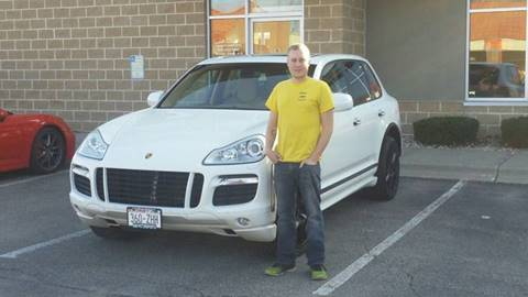 2008 Porsche Cayenne for sale at 608 Motorsports - Sold Inventory in Sun Prairie WI