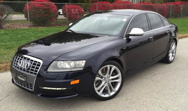 2011 Audi S6 for sale at 608 Motorsports - Sold Inventory in Sun Prairie WI