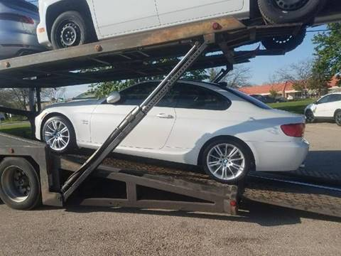 2012 BMW 3 Series for sale at 608 Motorsports - Sold Inventory in Sun Prairie WI
