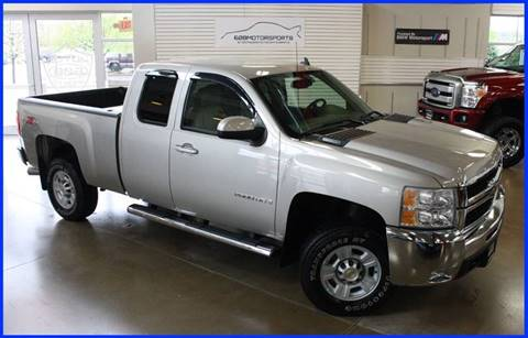 2007 Chevrolet Silverado 2500HD for sale at 608 Motorsports in Madison WI