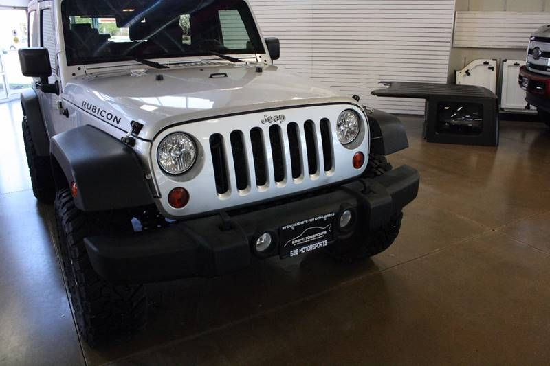 2010 Jeep Wrangler for sale at 608 Motorsports in Madison WI