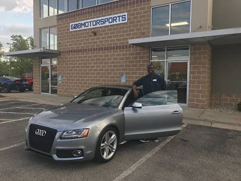 2011 Audi S5 for sale at 608 Motorsports - Sold Inventory in Sun Prairie WI