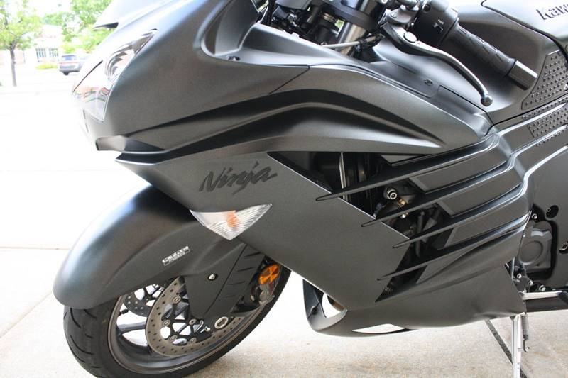2016 Kawasaki ZX-14R for sale at 608 Motorsports in Madison WI